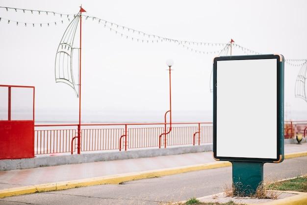 Billboard na estrada