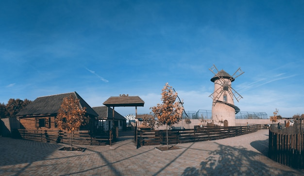 Bioparque e zoológico em odessa, ucrânia