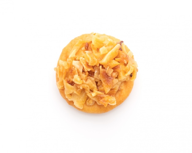 Biscoito de durian seco