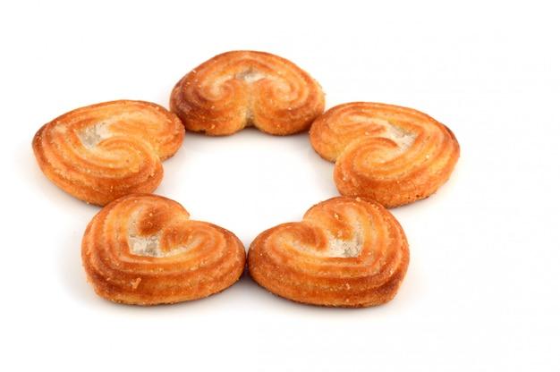 Biscoito em forma de coração (biscoitos)