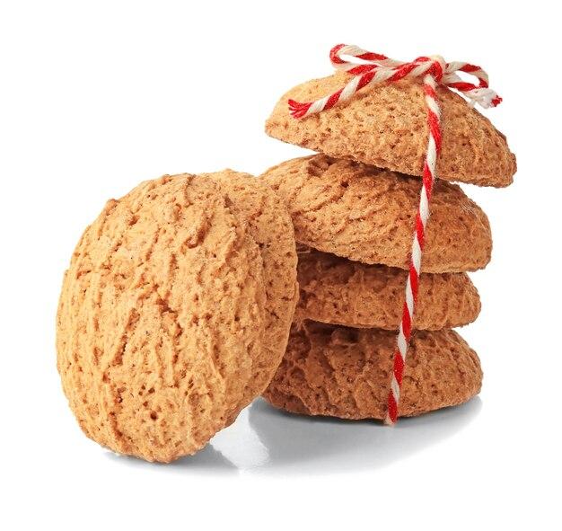 Biscoitos de aveia deliciosos