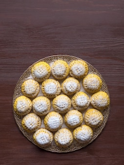 Biscoitos egípcios