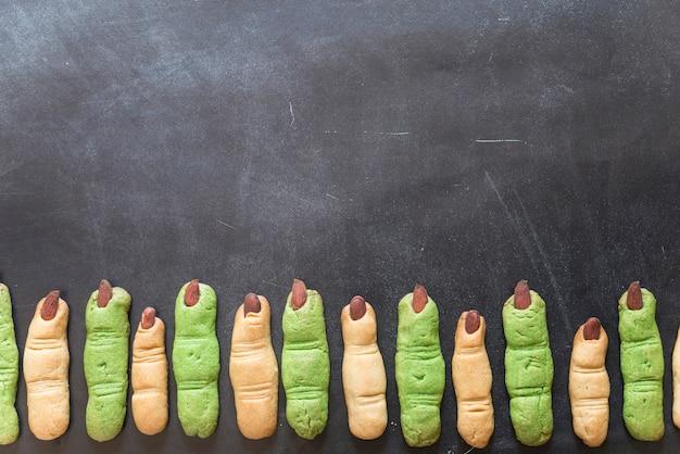 Biscoitos para o halloween