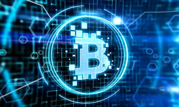 Bitcoin e cadeia de blocos