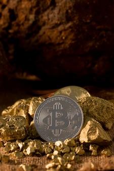 Bitcoin é dinheiro digital para investidores