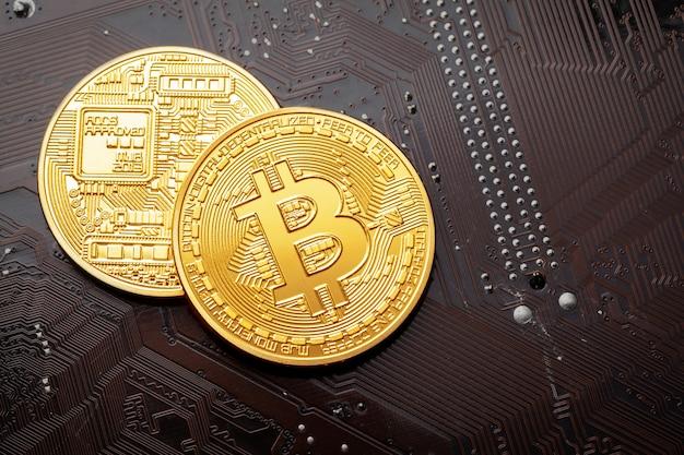 Bitcoin e uma placa gráfica de computador