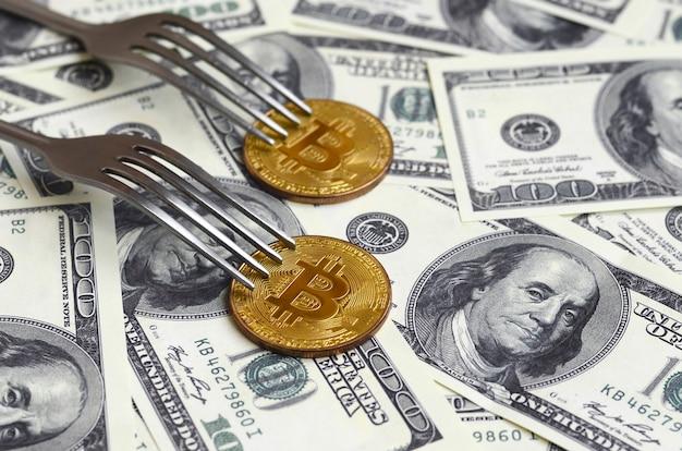 Bitcoin recebendo nova mudança de garfo duro