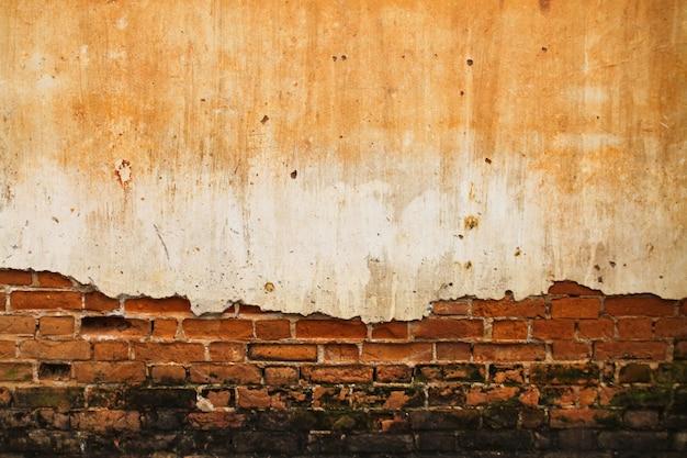 Bloco superfície do material branco urbana