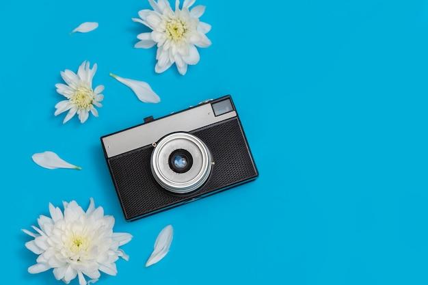 Blogger ou fotógrafo conceito.
