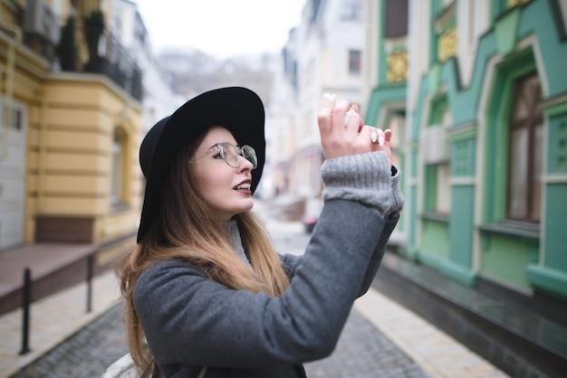 Blogueiro fotografou a cidade