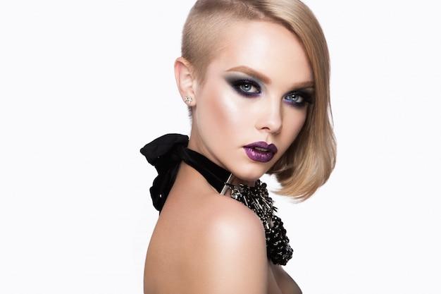Blondie linda mulher
