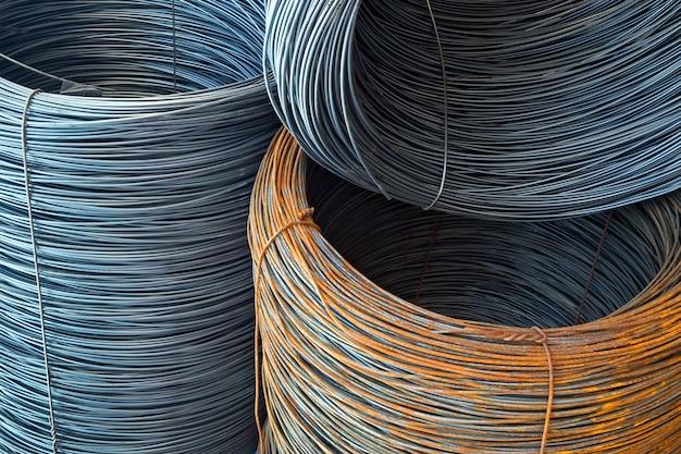 Bobinas de aço para construção
