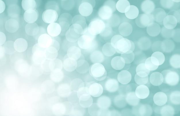Bokeh abstrata luz de fundo com flare