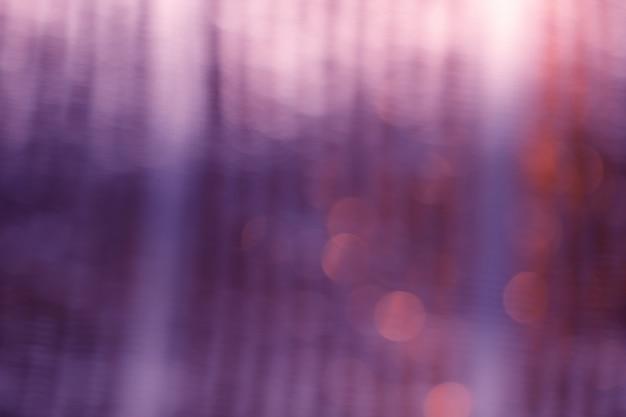 Bokeh colorido das luzes para o sumário do fundo.