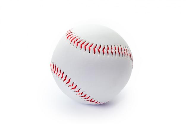Bola de beisebol isolada