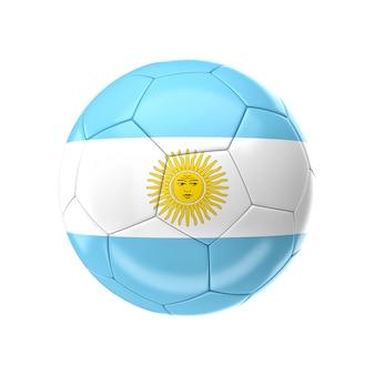 Bola de futebol da argentina