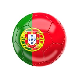 Bola de futebol de portugal