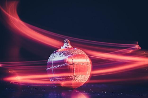 Bola de luz de fundo
