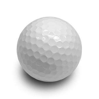 Bola golfe, isolado