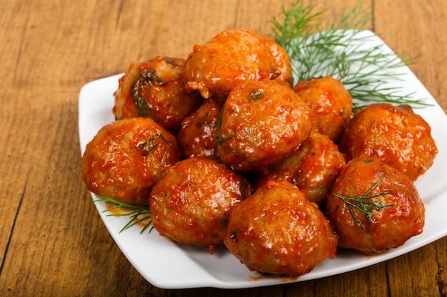Bolas de carne