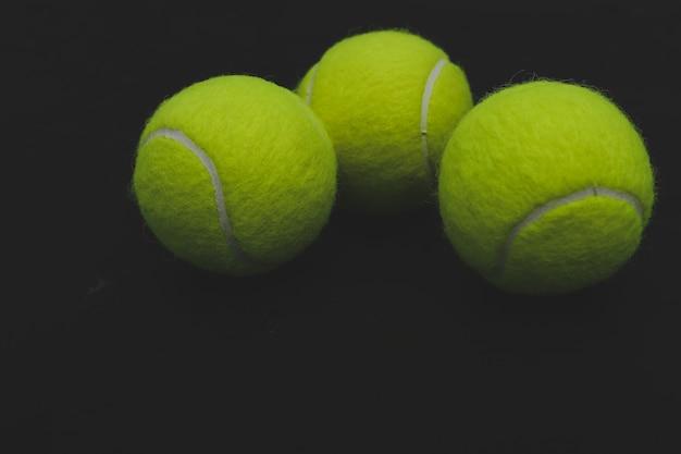 Bolas de tênis