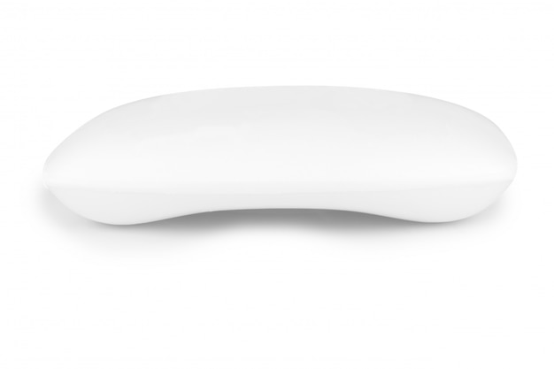 Bolha de sabão isolada no branco