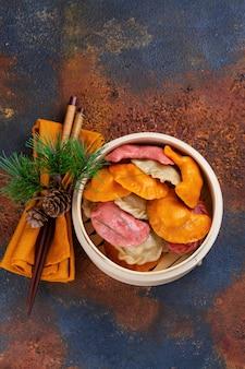 Bolos de arroz songpyeon