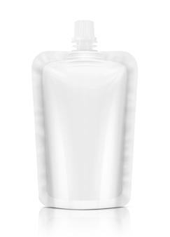 Bolsa de folha de alumínio para design de produtos de alimentos ou bebidas