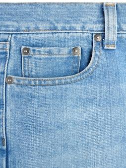 Bolso em jeans azul