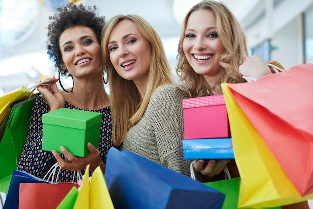 Bom dia no shopping
