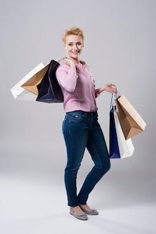 Bom dia para fazer compras