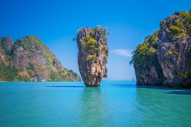 Bond island, tailândia