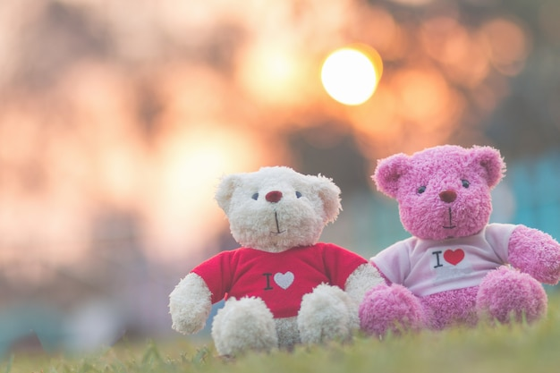 Boneca de urso
