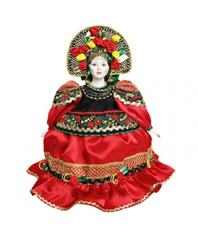 Boneca tradicional russa