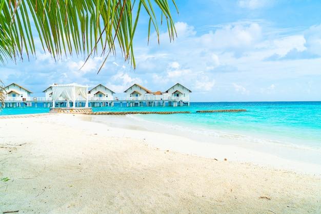 Bonito resort tropical maldivas e ilha com praia e mar