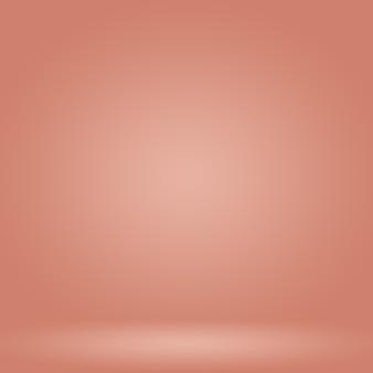 Borrão abstrato de pastel lindo cor de rosa pêssego céu tom quente fundo para design como bannerslid ...