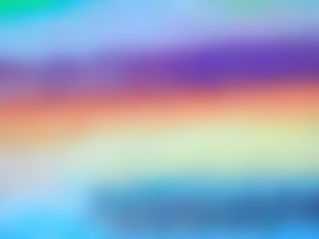 Borrão colorido abstrato de tinta a óleo.