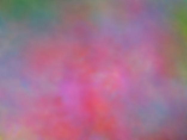 Borrão colorido abstrato.