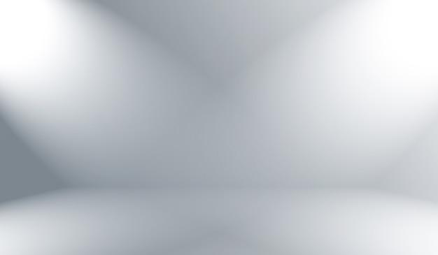 Borrão de luxo abstrato fundo gradiente de cor cinza