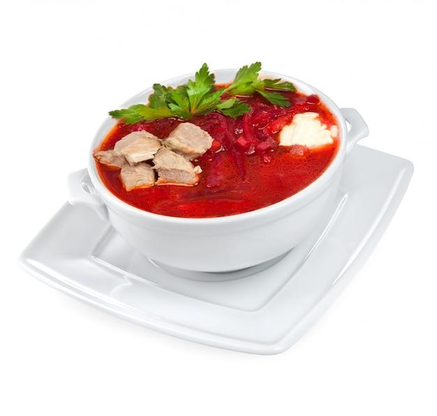 Borscht - sopa de beterraba