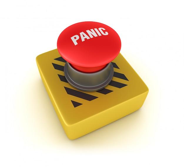 Botão de pânico Foto Premium