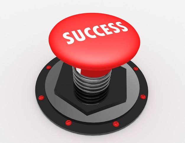 Botão de sucesso