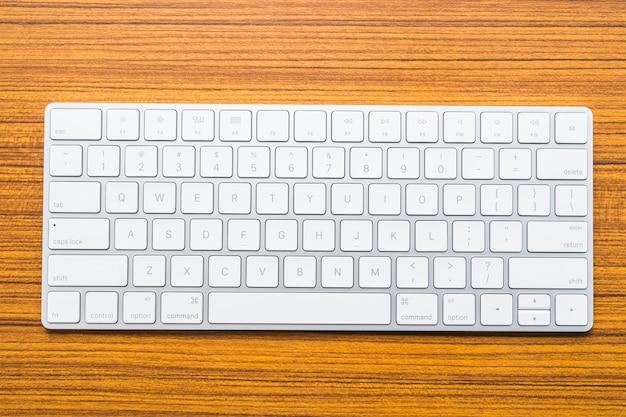 Botão do teclado