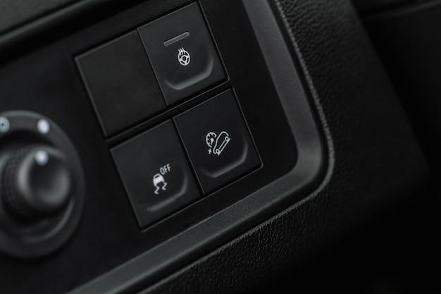 Botão hdc de controle de descida de ladeiras. controlador de descida em modo de subida. sistema de assistência ao motorista.