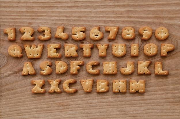 Botões do teclado de bolacha