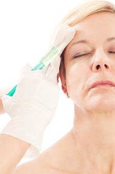 Botox - idade e beleza