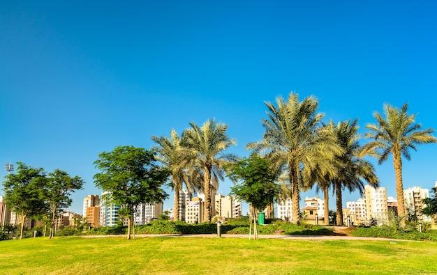 Boulevard park em salmiya kuwait