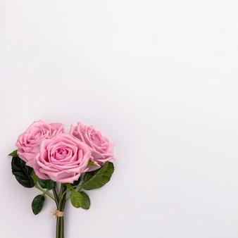 Bouquet rosa elegante