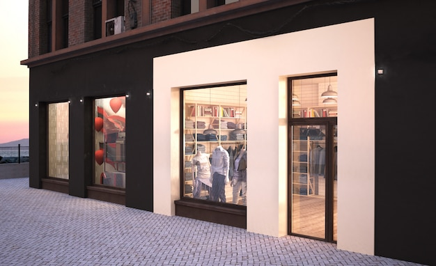 Boutique de moda