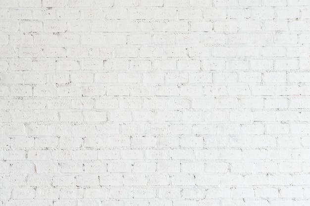 Branco textura de tijolos